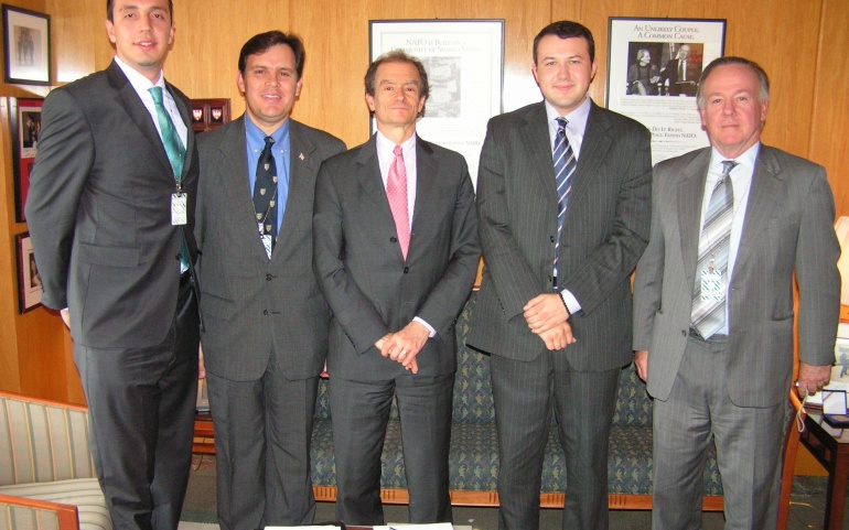 UMD Meets with U.S. Assistant Secretary of State Daniel Fried