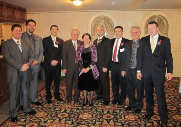 UMD Canada Holds Successful Gala Banquet; Honors Greek Helsinki Monitor's Panayote Dimitras