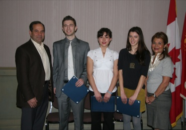 UMD Announces 2010 Bitove Macedonian Heritage Scholarship Recipients