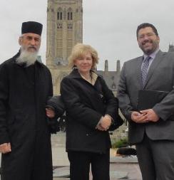 Делегација на ОМД за човекови права ја посети Отава (Канада)