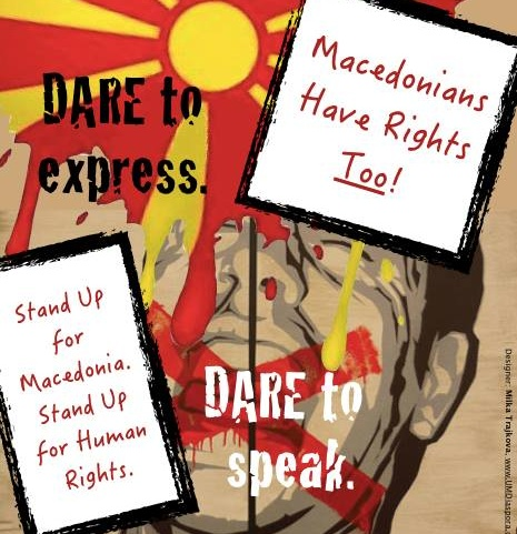 What is the status of Macedonian human rights 66 years later?