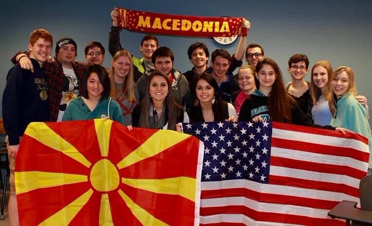 Macedonian-American Student Organization Founded at Ohio State University