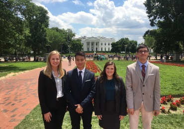UMD Welcomes Summer 2018 Class of Interns
