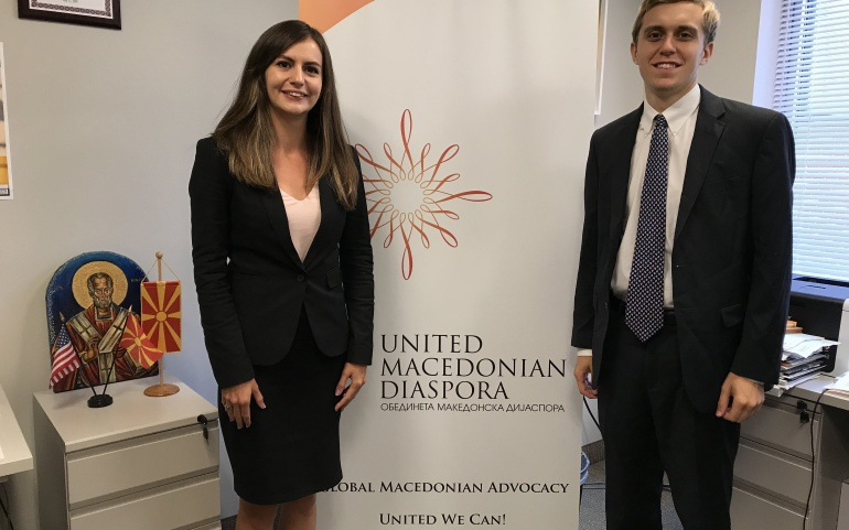 Meet UMD's New Fall International Policy and Diplomacy Fellows