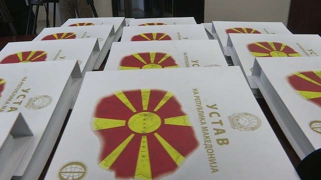 UMD Denounces Proposed Changes to Macedonian Constitution